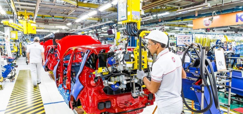 Produção de automóveis crescerá 22%