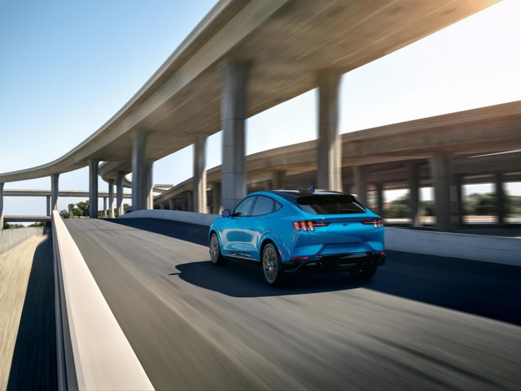 Ford confirma Mustang Mach-E GT elétrico na Europa em 2021