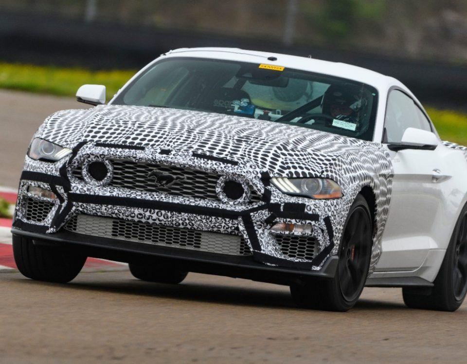 Ford confirma o relançamento do Mustang Mach 1