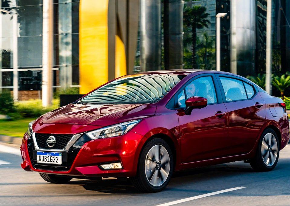 Lançamento: Novo Nissan Versa 2021