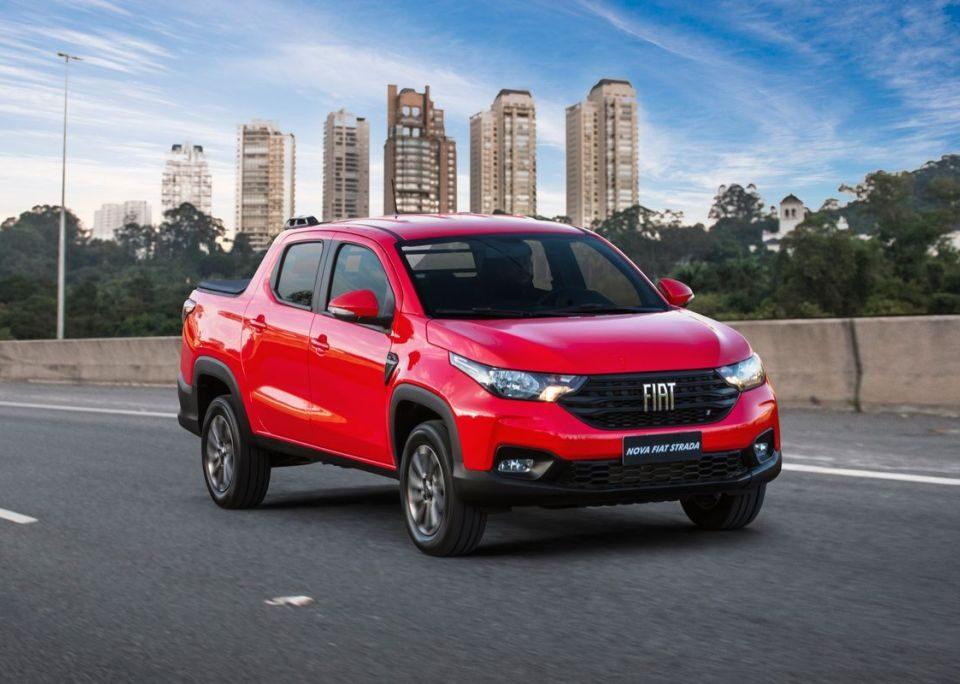 Lançamento: Nova Fiat Strada 2021