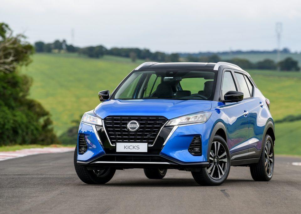 Lançamento: Novo Nissan Kicks 2021