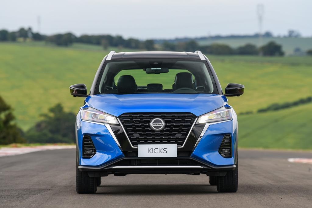 Lançamento: Novo Nissan Kicks 2022