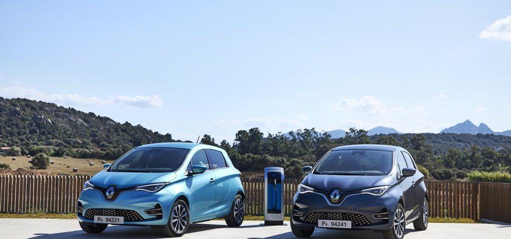 Lançamento: Renault Zoe E-Tech