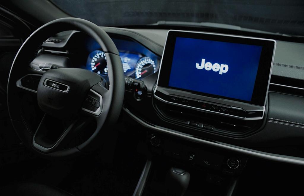 Jeep mostra Novo Compass série especial 80 anos
