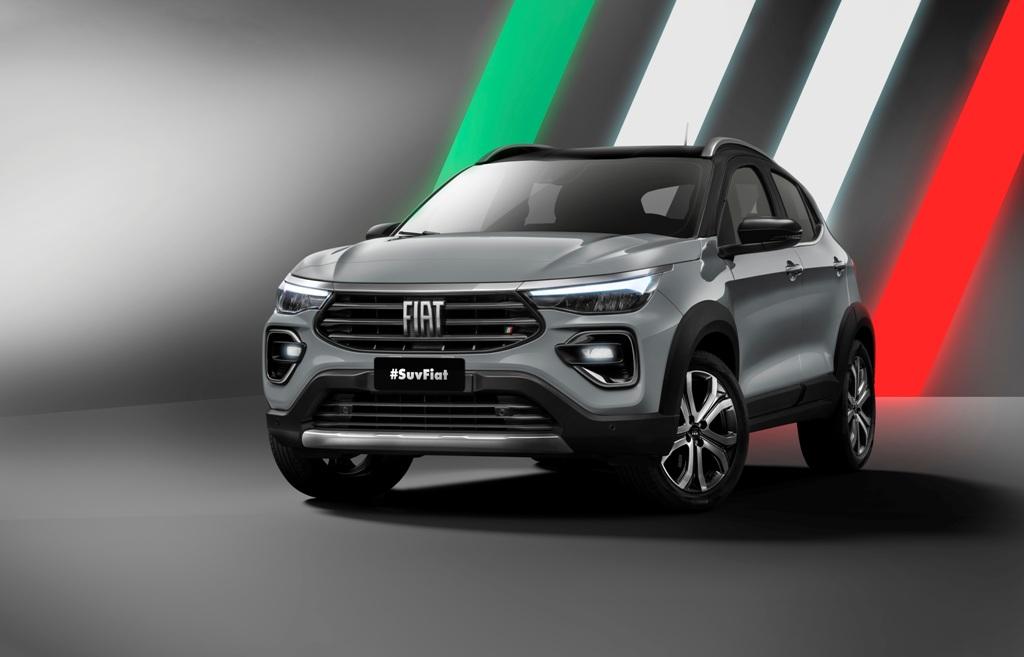Fiat mostra primeiras imagens de seu novo SUV