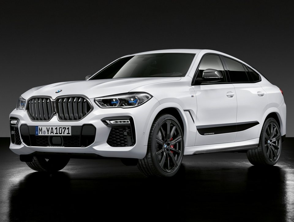 Lançamento: BMW X6 M