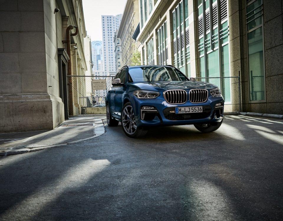 BMW blindado de fábrica