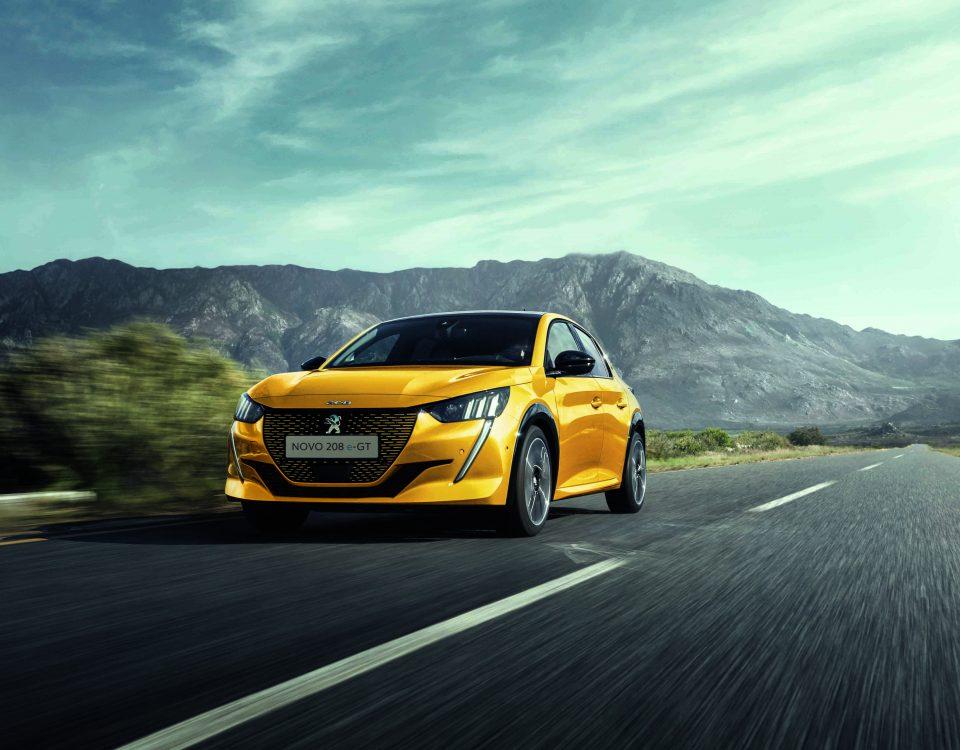 PSA inicia a produção do novo Peugeot 208