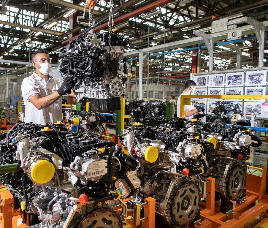 Motor turbo para os veículos da Fiat da Chrysler da Peugeot e Citroën