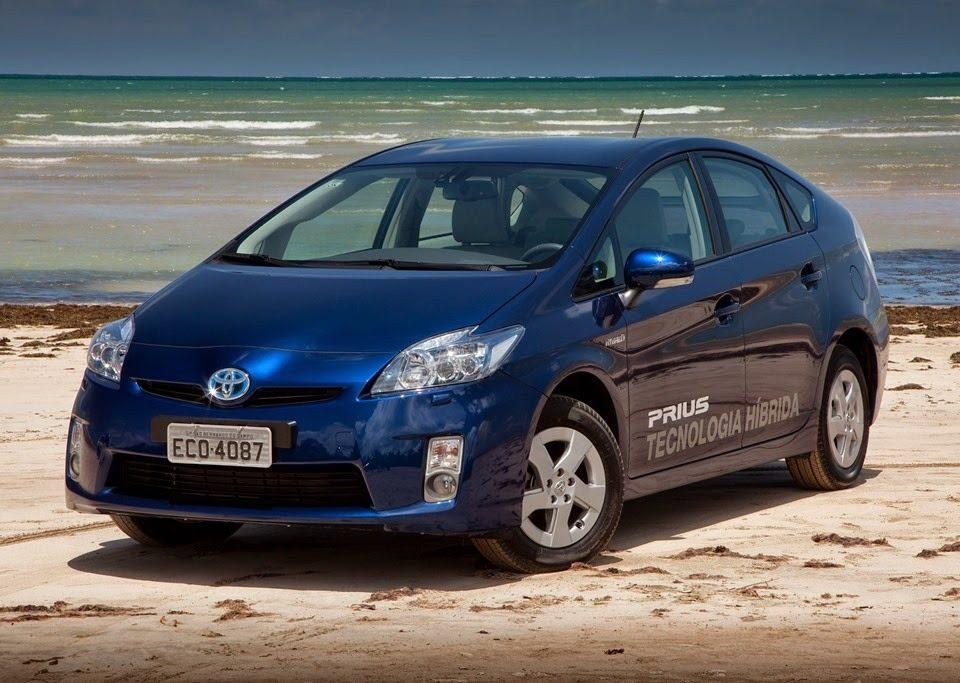 Avaliação: Toyota Prius hibrido 2014