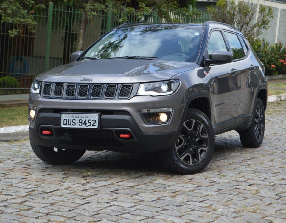 Avaliação: Jeep Compass Trailhawk Diesel 2020