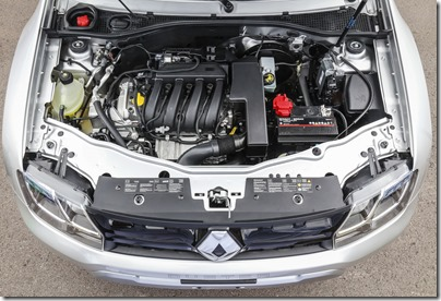 Nova Renault Oroch. Foto: Rodolfo Buhrer / La Imagem