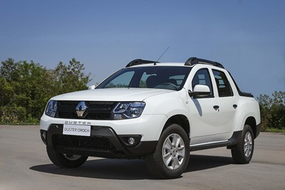 Renault Duster Oroch Expression (1)