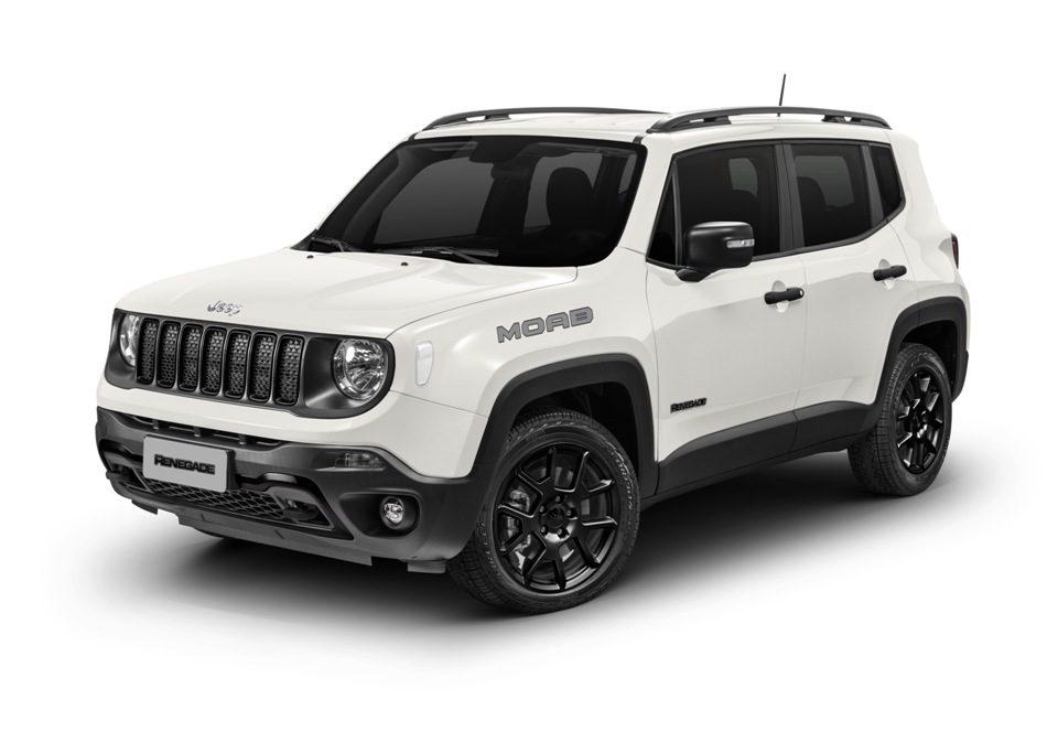 Lançamento: Jeep Renegade linha 2021