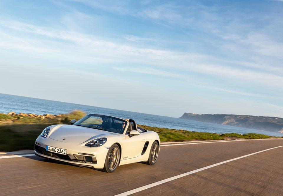 Porsche estende garantia de seus veículos