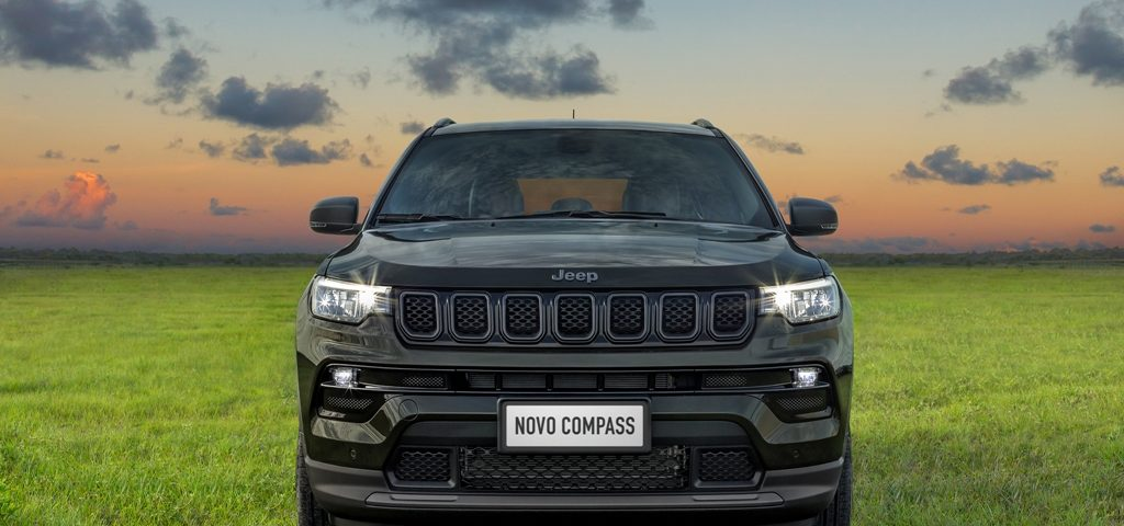 Pré-venda do Novo Jeep Compass T270 Turbo Flex