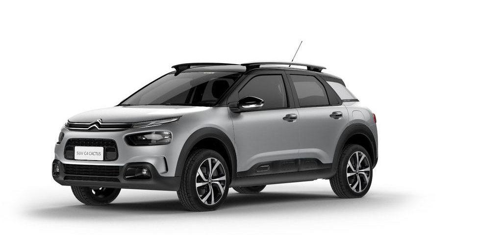 Citroën C4 Cactus com descontos para PCD