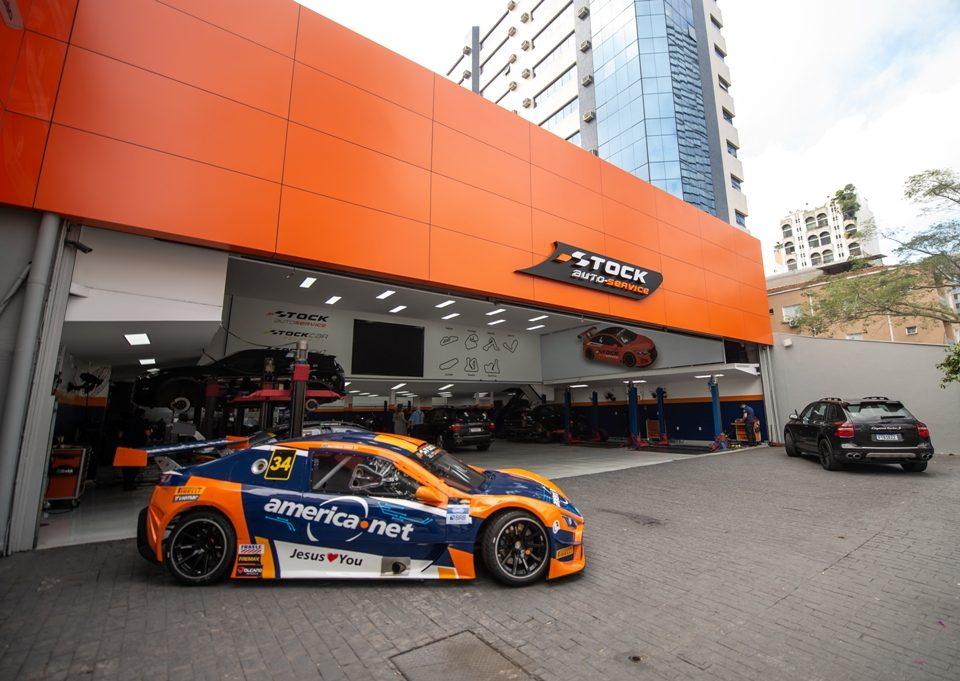 Stock Car lança rede de oficinas automotivas