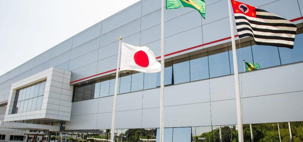 Toyota paralisa a produção no Brasil