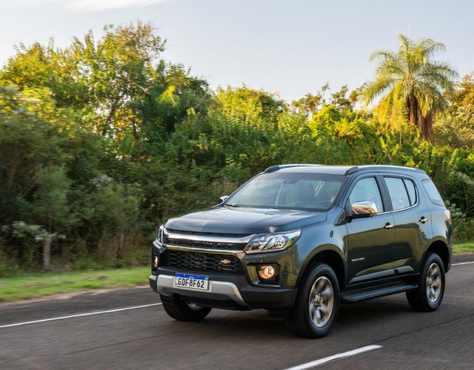 GM confirma Novo Chevrolet Trailblazer em setembro
