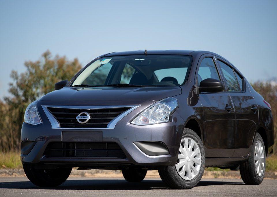 Lançamento: Nissan Versa V-Drive 1.0 só pela internet