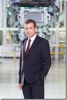 Antonio Melo Pires, VP Volkswagen Brasil 26/01/2016