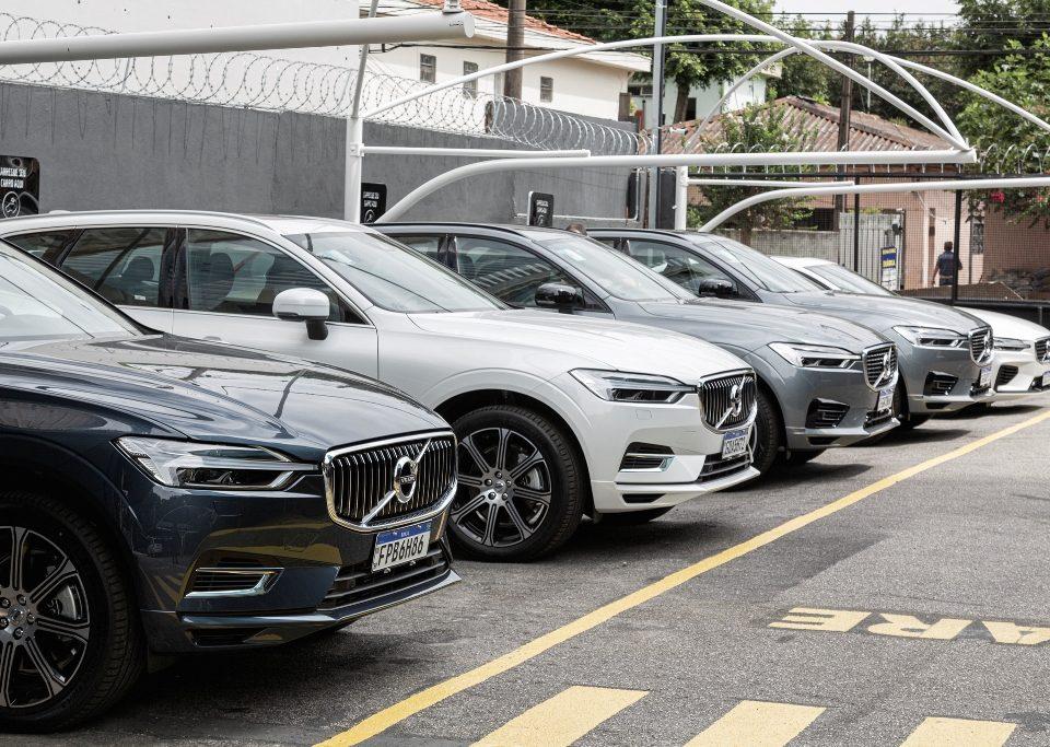 Programa Volvo Lovers empresta carro de graça