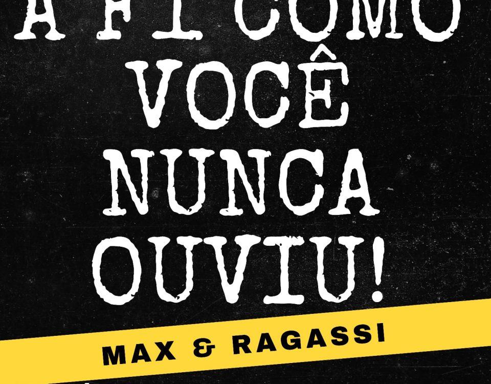 Podcast Max & Ragassi: Episódio 24- GP Inglaterra corrida