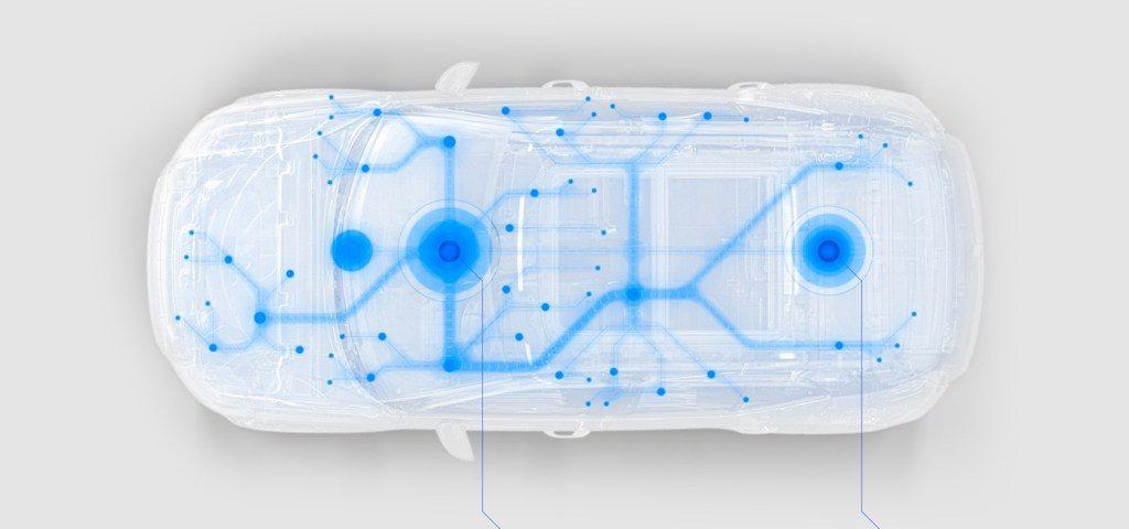 Volvo Cars e NVIDIA desenvolvem veículos autônomos