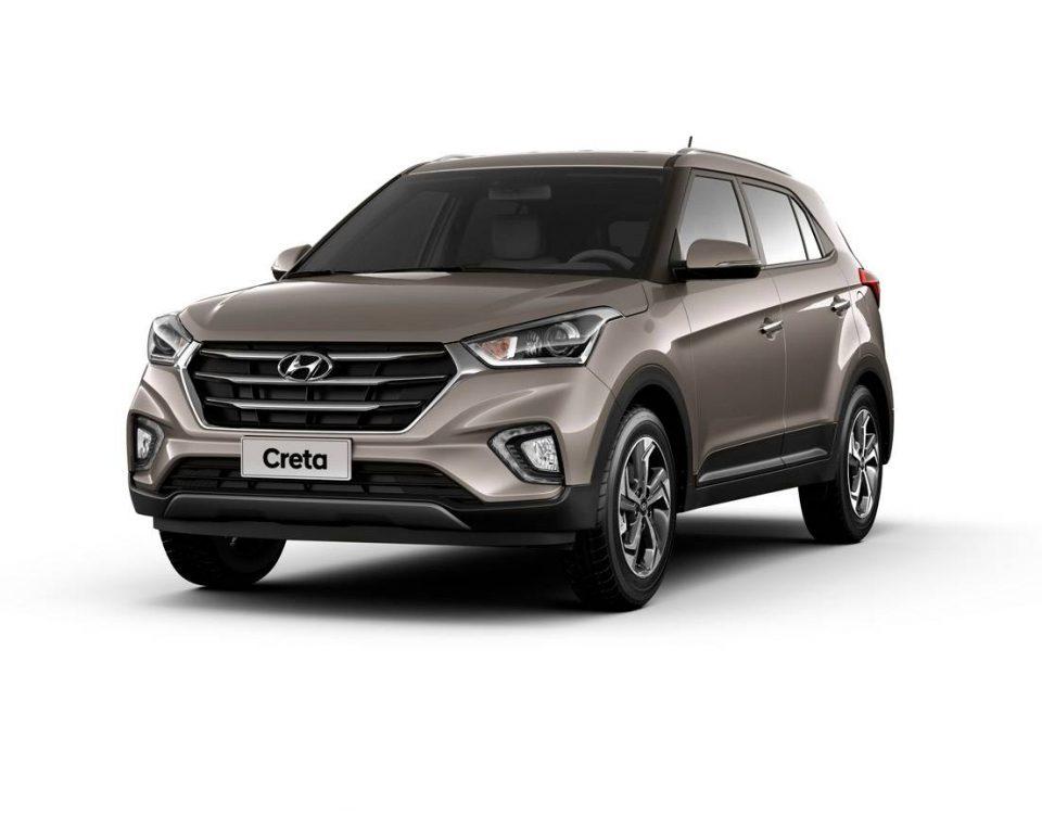 Lançamento: Hyundai Creta Limited