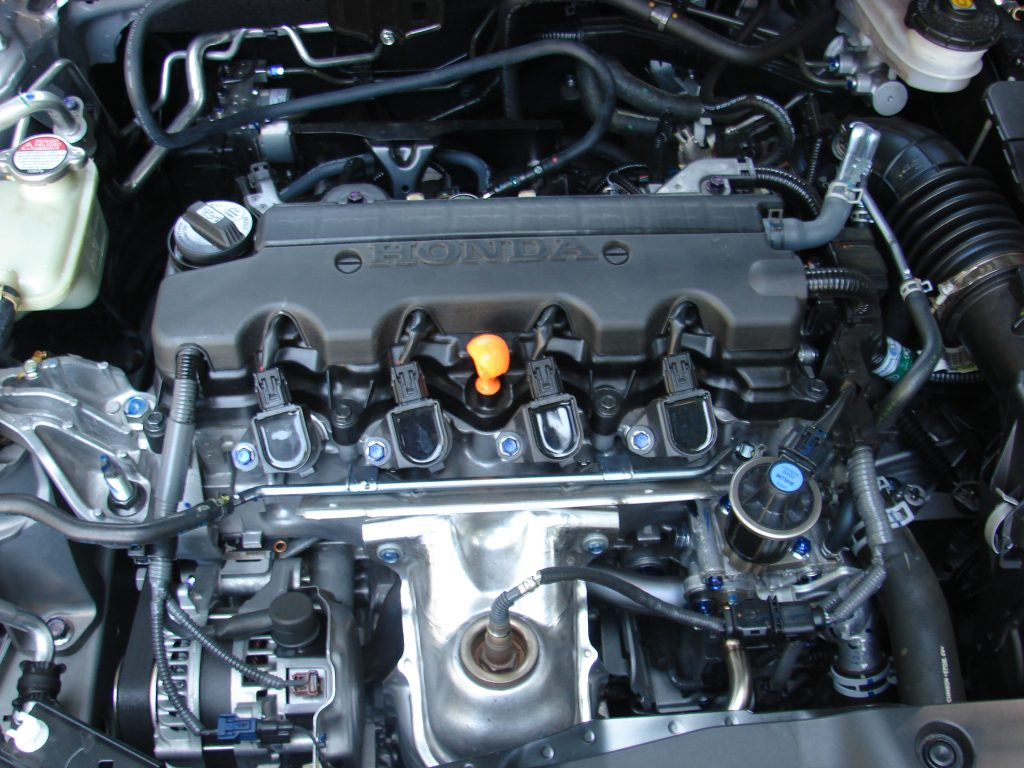 Honda Civic LX 2020 a versão de entrada
