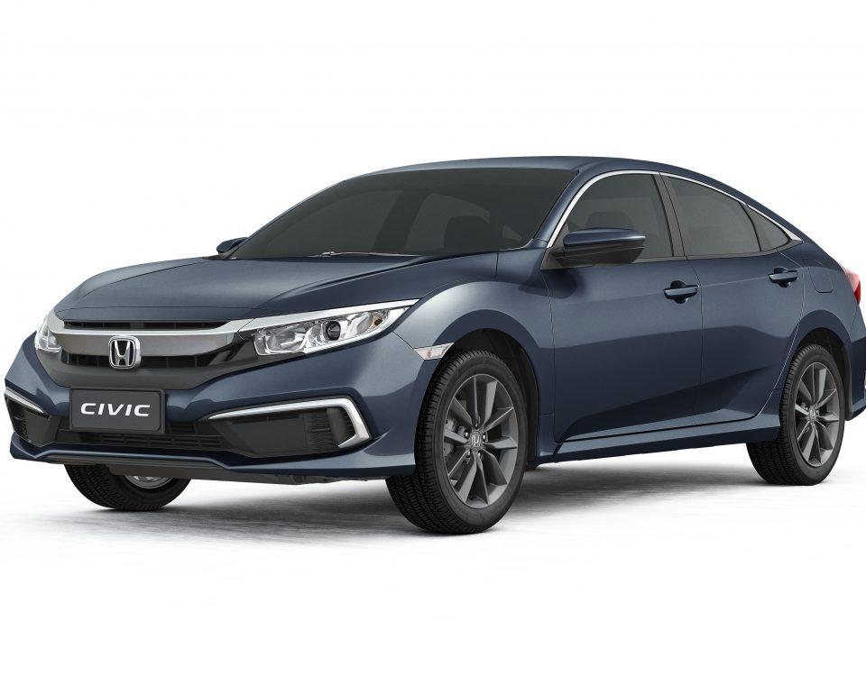 Lançamento: Honda Civic 2021
