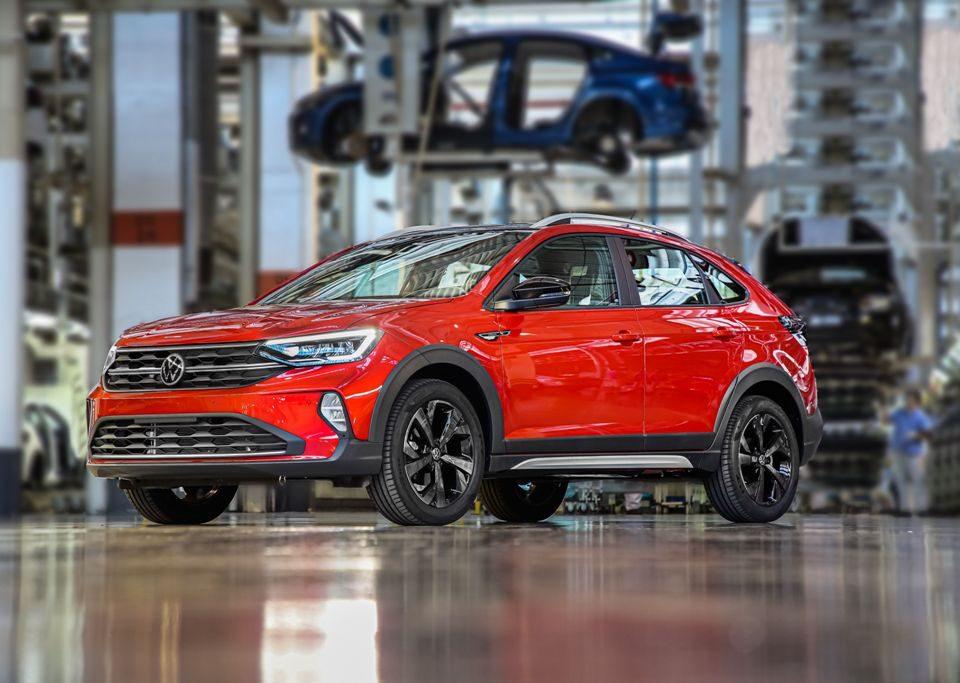 Lançamento: SUV VW Nivus 2021