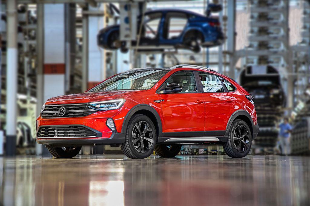 Lançamento: SUV VW Nivus 2021 : AutoAgora.com.br