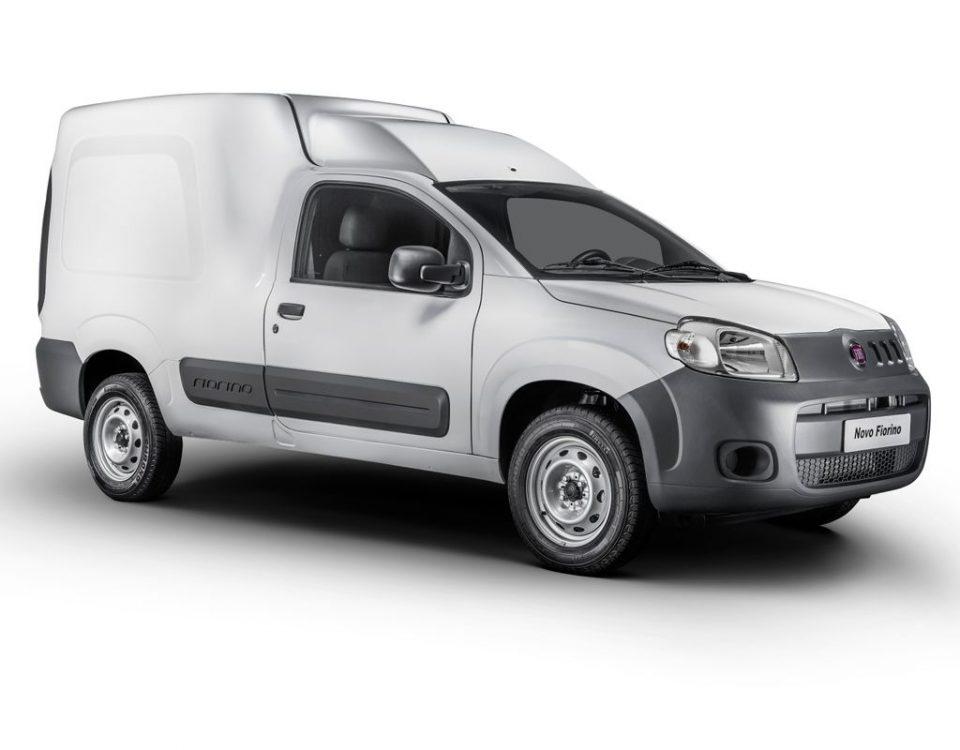 Lançamento: Fiat Fiorino 2021