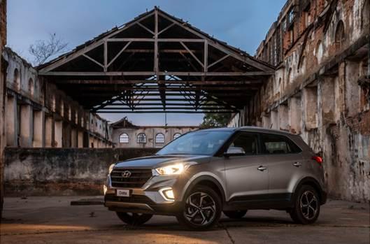 Lançamento: Hyundai Creta Smart Plus