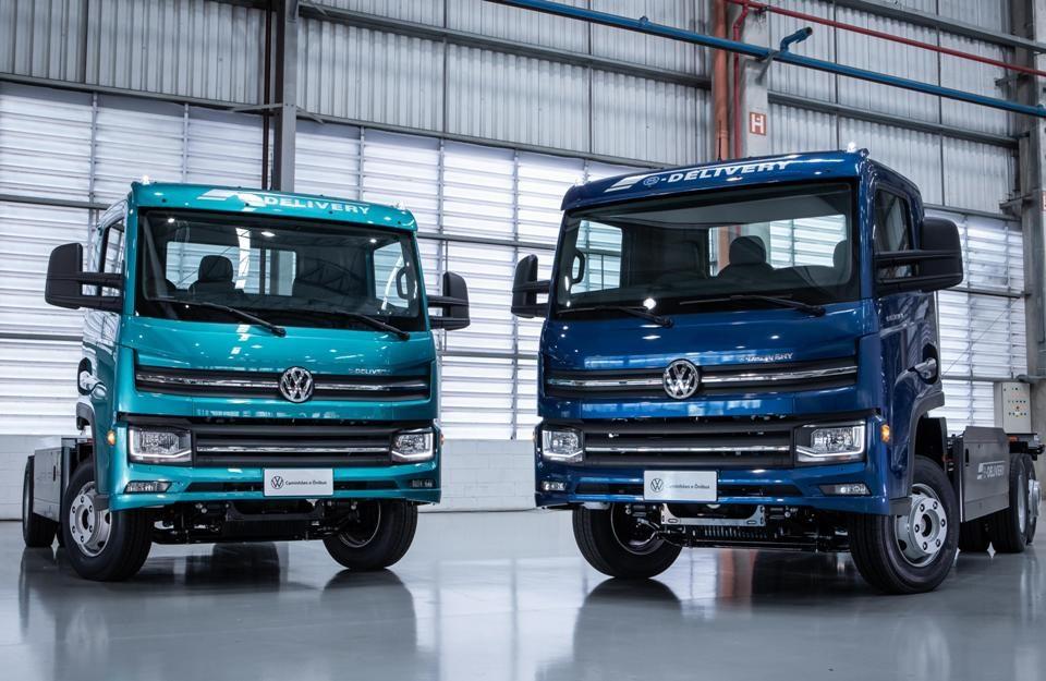 Condições especiais para compra do novo VW e-Delivery