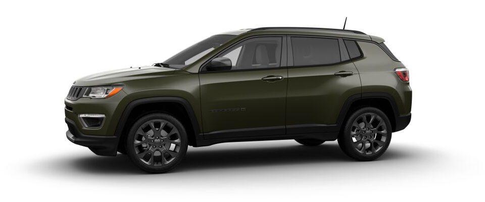 Pré-venda da nova geração do Jeep Compass