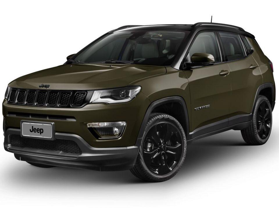 Lançamento: Jeep Compass 2021