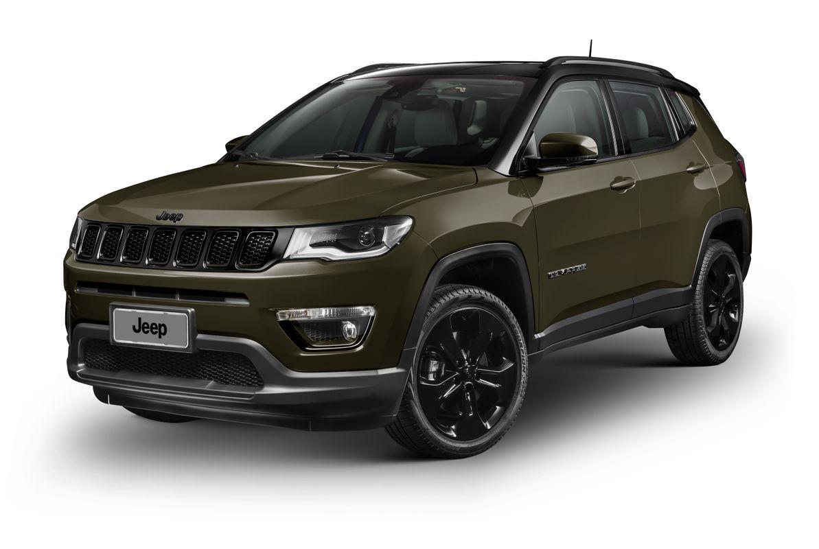 Lancamento Jeep Compass 2021 Autoagora Com Br
