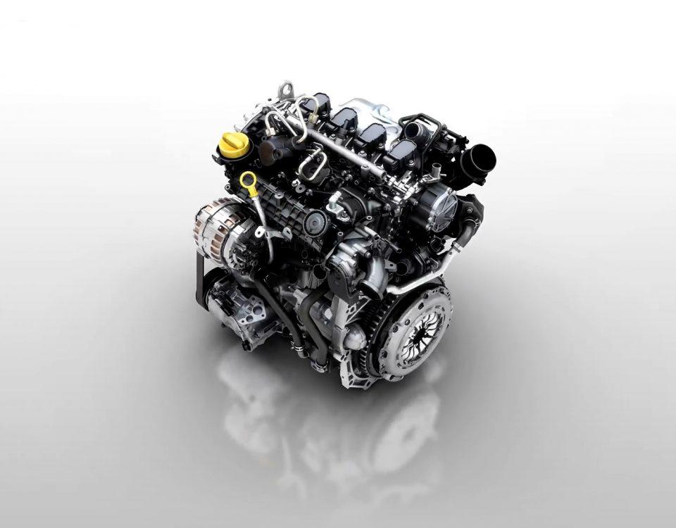 Novo motor turbo Renault Captur 2022