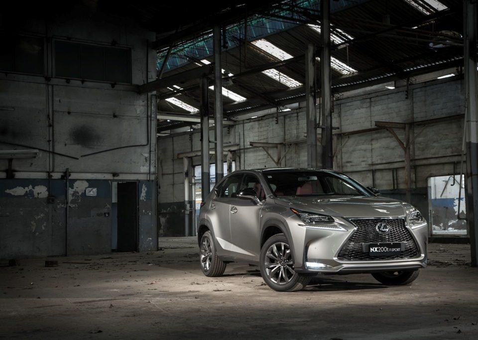 Recall para veículos Lexus