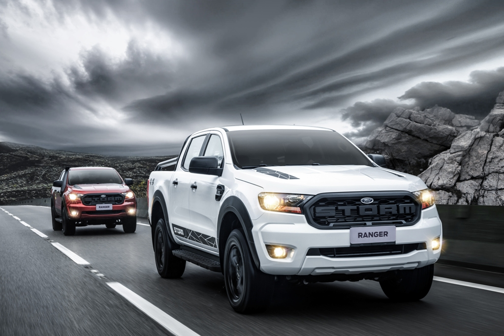 Lançamento: Picape off-road Ford Ranger Storm 4x4 custa R$ 150.990