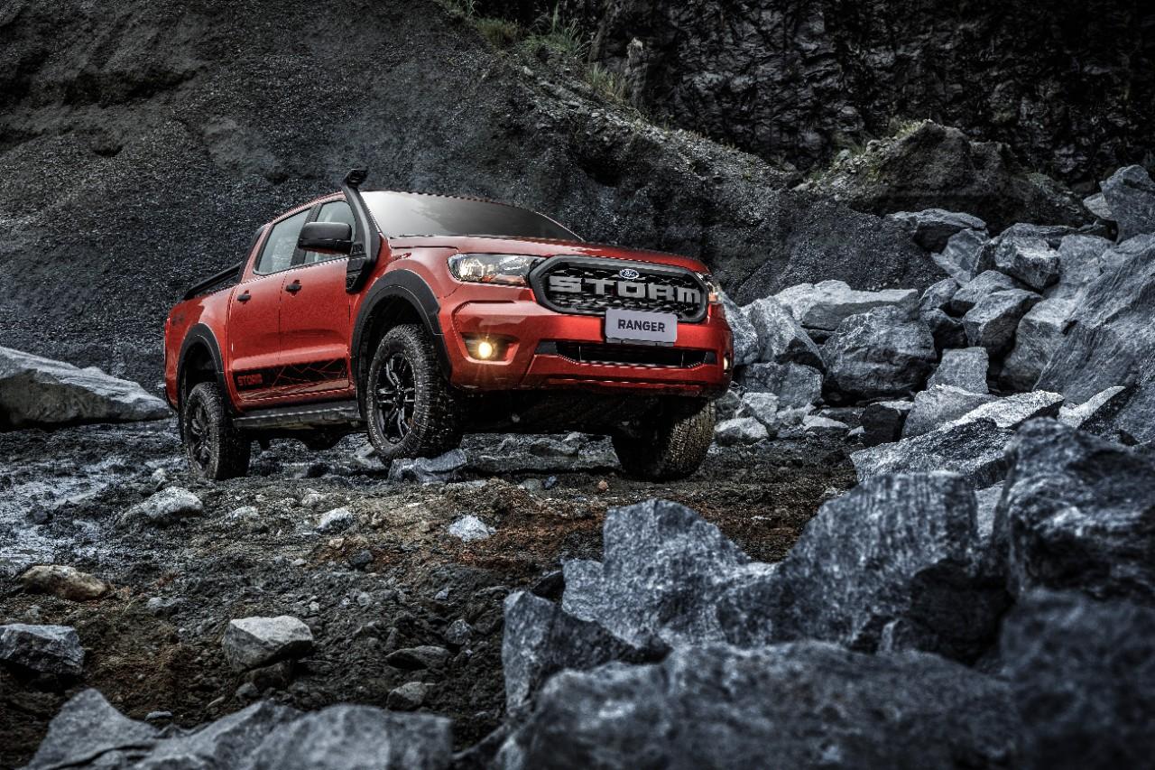 Lançamento Ford Ranger Storm