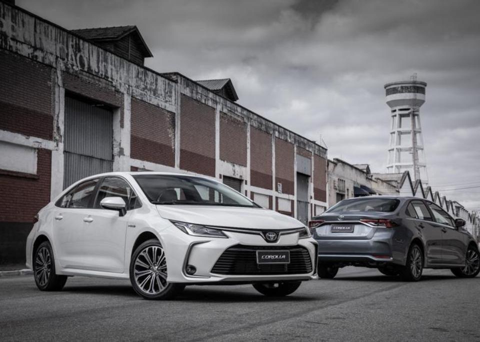 Lançamento: Toyota Corolla 2022