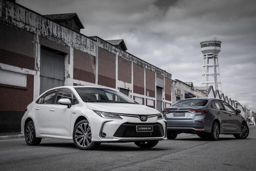 A Toyota vendeu mais de 15 milhões de veículos híbridos
