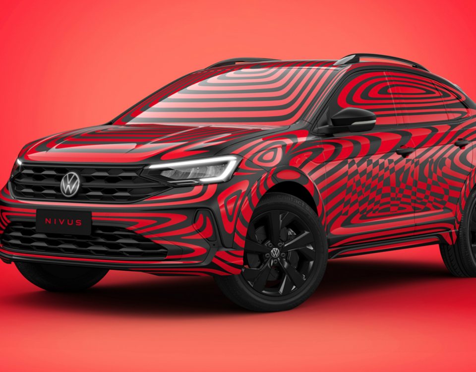 VW Nivus terá motor 1.0 Turbo