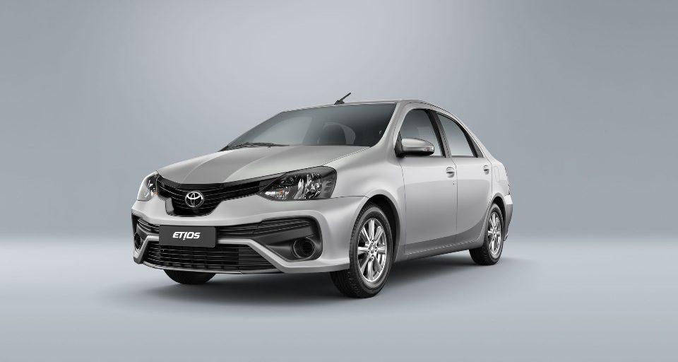 Toyota Etios sai de linha no Brasil