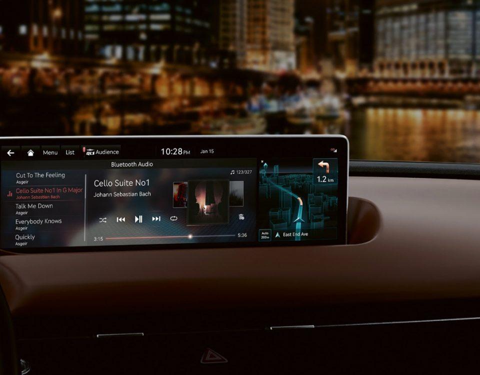 Hyundai e NVIDIA juntas em novo sistema de entretenimento